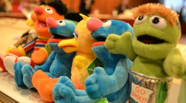 Welcome to Muppetville