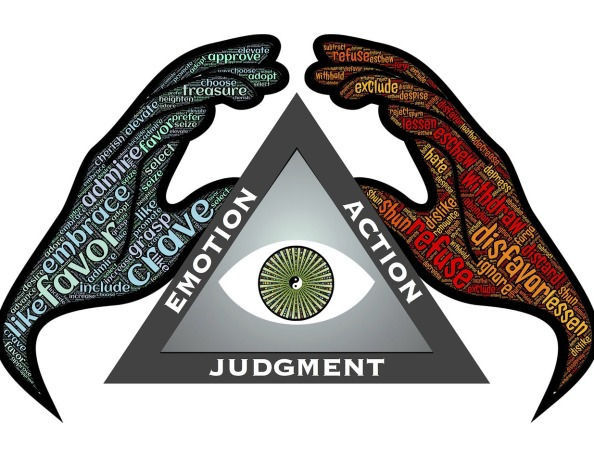 Why it is wise keep judgement toyourself